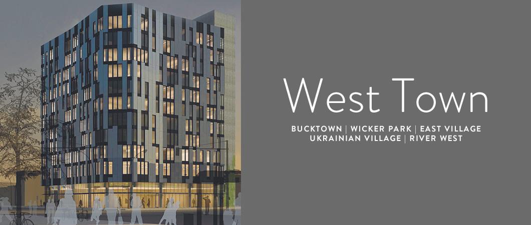 wicker park, bucktown, ukrainian village, east village, and river west modern homes