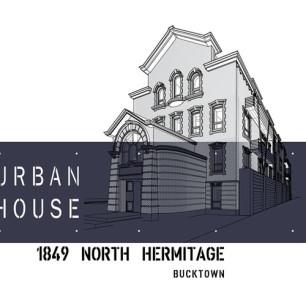 1849 N Hermitage | Urban Treehouse | Bucktown
