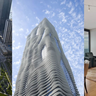 225 N Columbus | Aqua | Lakeshore East
