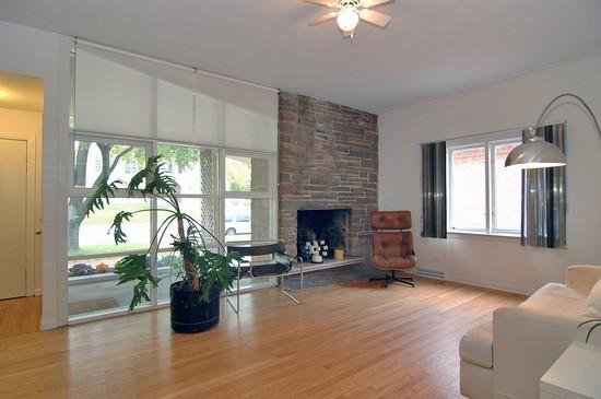 Modern Mid-Century Home in Chicago