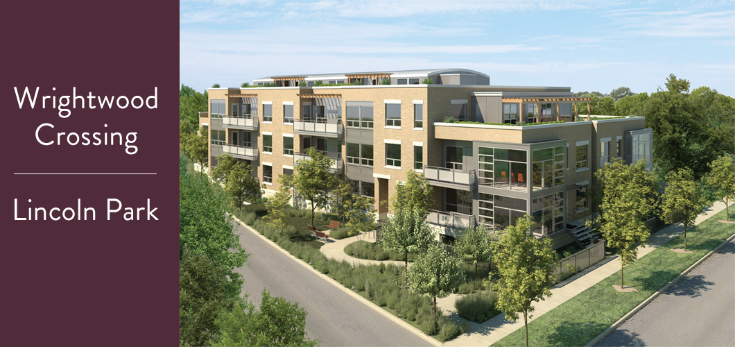 Wrightwood Crossing Condos in Lincoln Park
