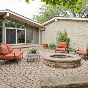 Glen Ellyn Midcentury Modern Home