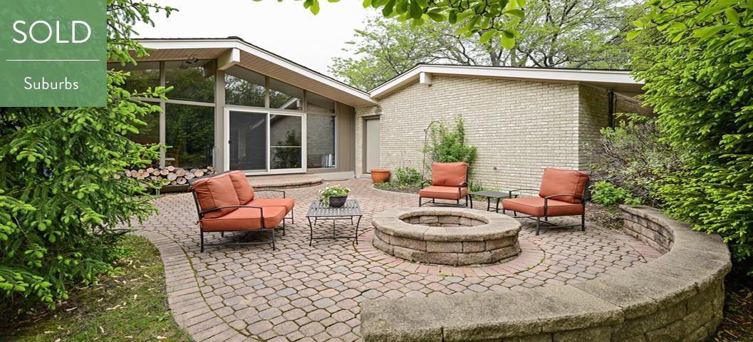 Chicago Midcentury Modern Home